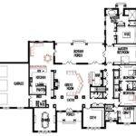 Bedroom House Plans Open Floor Plan Design Story