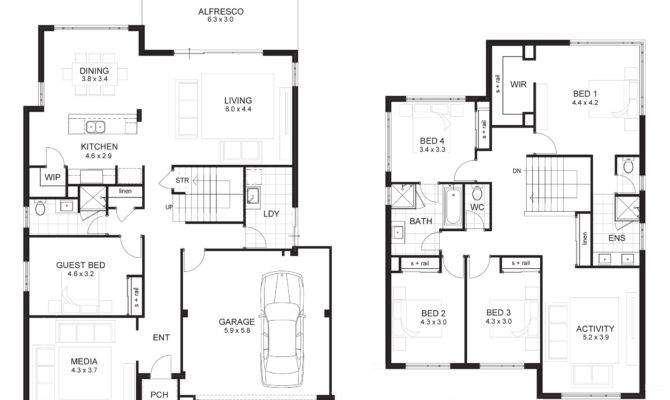 Bedroom House Plans Perth Corepad Info Pinterest