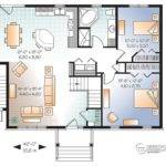 Bedroom House Plans Walkout Basement Lovely