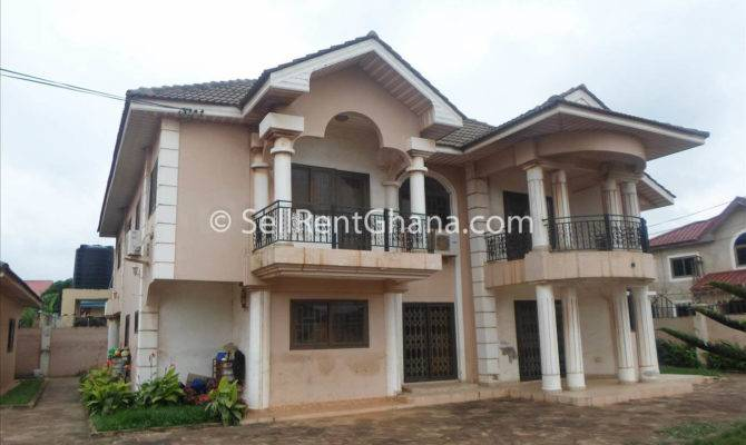 Bedroom House Sale Spintex Sellrent Ghana