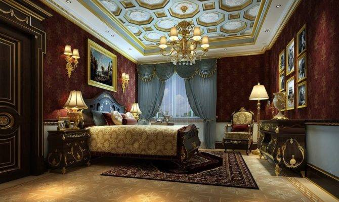 Bedroom Interior Design Luxury
