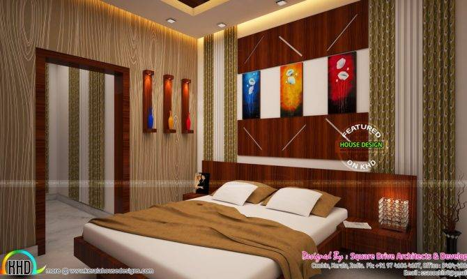 Bedroom Interior Designs Kerala Home Design Floor