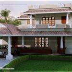 Bedroom Kerala Style House Square Yards Indian Plans