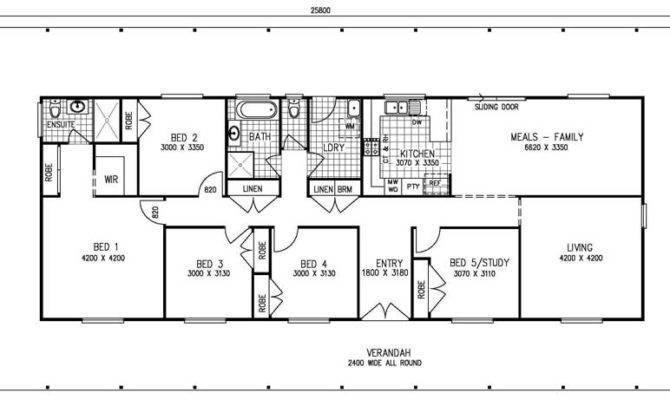 Bedroom Kit Home Meadow Owner Builders