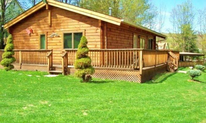 Bedroom Log Cabin Houten Huisje Huur Liberty