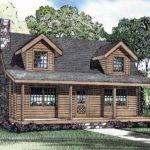 Bedroom Log Home Plans Homeplans Plan Detail
