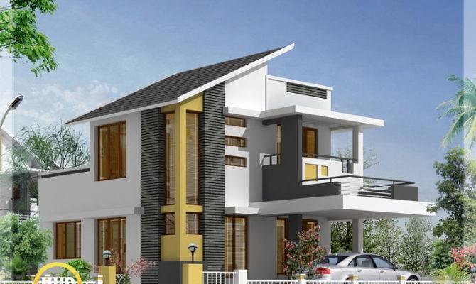 Bedroom Low Budget House Kerala Home Design Plans