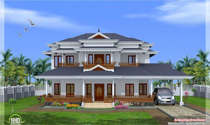 Bedroom Luxury Home Design Green Homes Thiruvalla Kerala