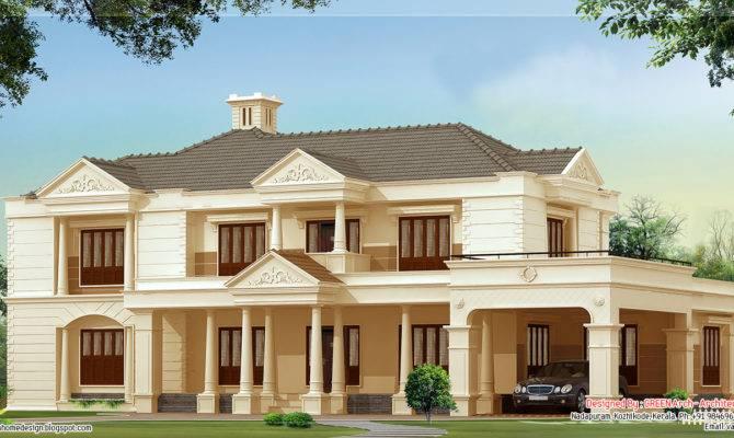 Bedroom Luxury House Design Architecture Plans