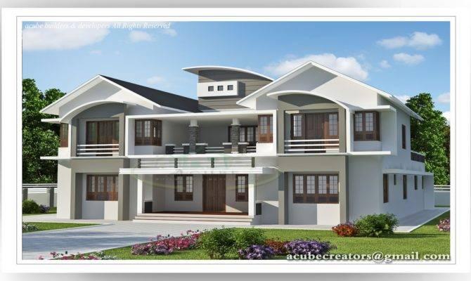 Bedroom Luxury Villa Design Plan