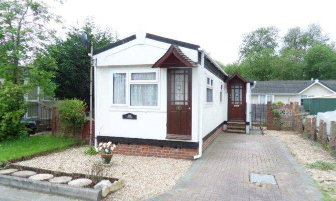 Bedroom Mobile Home Sale Mytchett Farm Park