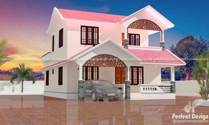 Bedroom Modern Home Design Kerala