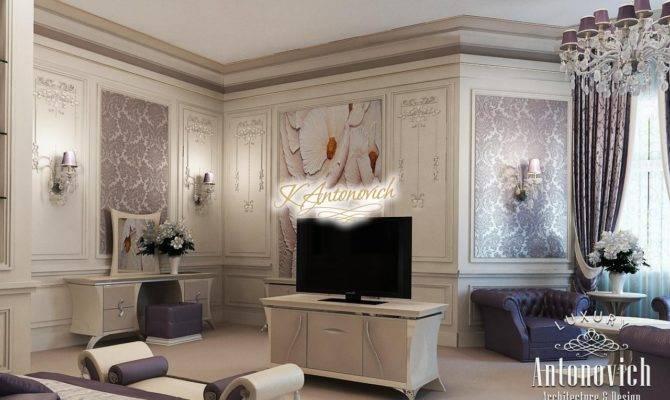 Bedroom Neoclassical