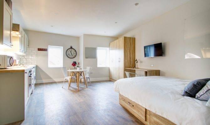 Bedroom Peel Street Nottingham Student Accomodation