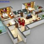 Bedroom Plus Den Floor Plans Pinterest Bedrooms