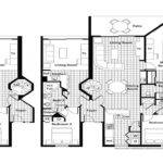 Bedroom Ranch Floor Plans Plan Westgate