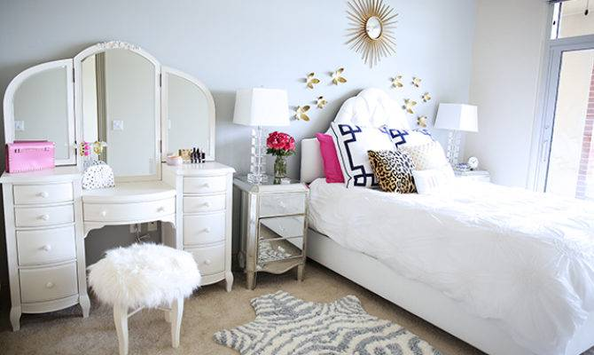 Bedroom Reveal Southern Curls Pearls Bloglovin