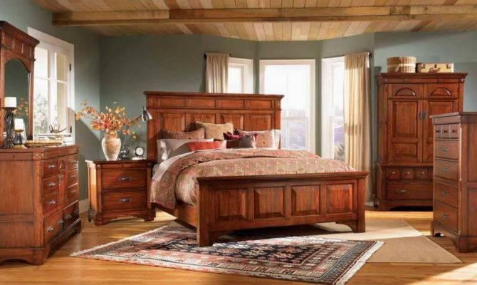 Bedroom Rustic Ideas Theme Barn