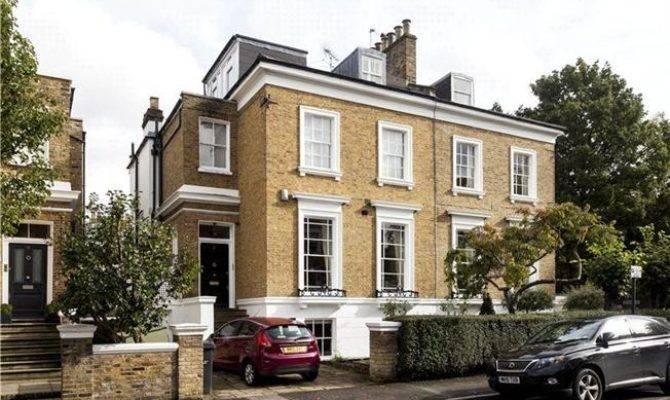 Bedroom Semi Detached House Sale London