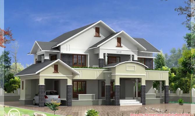 Bedroom Sloped Roof House Feet Cool Design Home