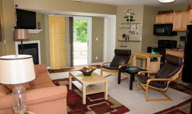 Bedroom Studio Retreats Unit Northern Lights Condo