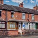 Bedroom Terraced House Rent Leek Road Stoke
