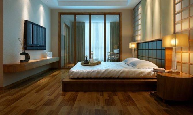 Bedroom Wood Floor Master Flooring Ideas