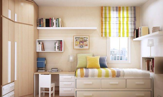 Bedrooms Designs Small Spaces Stunning Bedroom