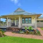 Behind Plantation Style Architecture Kukui Ula Kaua
