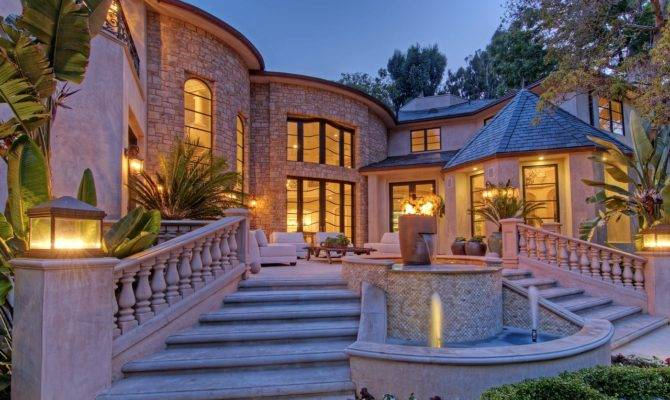Bel Air Mansion Beverly Hills Magazine