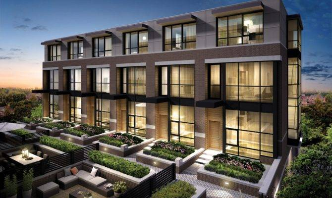 Bellefair Kew Beach Residences Urban Toronto