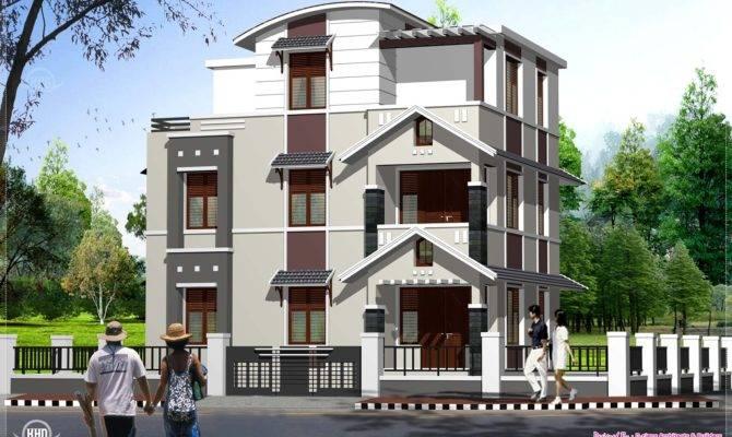 Below Feet Storey Villa Cents Kerala Home
