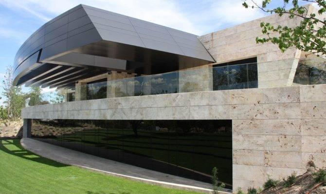 Bels Blog Spanish Luxory Modern Villa Design
