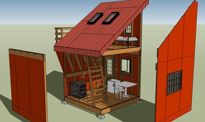Ben Tiny House Design