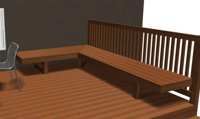 Benches Decks Home Decoration Club