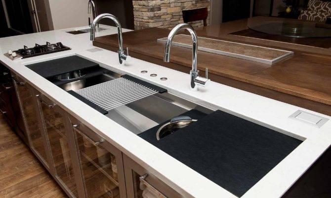 Benefits Large Kitchen Sink Green Cottage