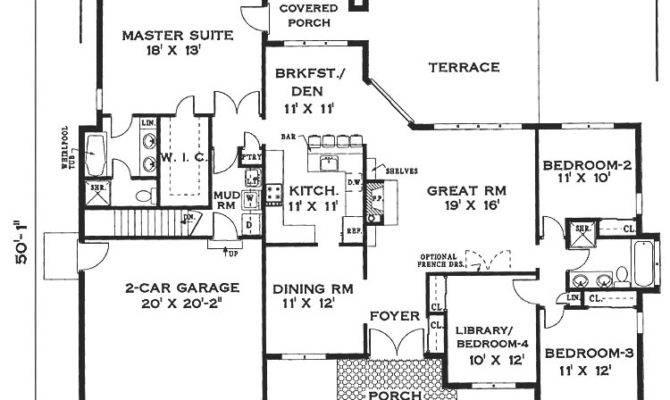Benefits One Story House Plans Interior Design Inspiration