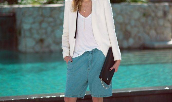 Bermuda Shorts Fashiongum
