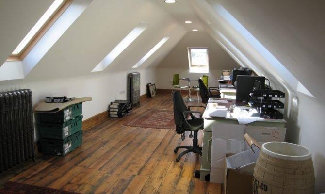 Bespoke Garage Block Room Above Staffordshire