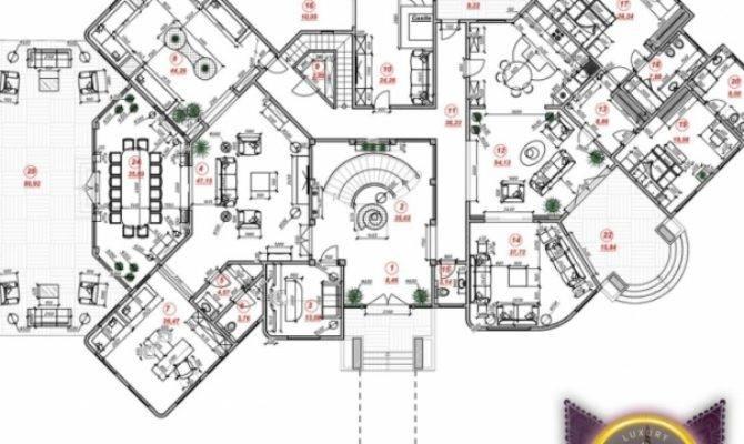 Bespoke Luxury House Plan Dubai Antonovich Design