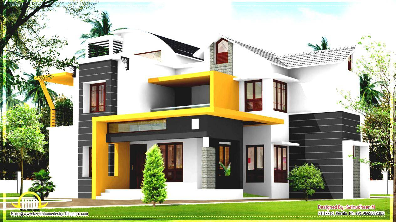 Best Architecture Home Design Plans Modern House 88920