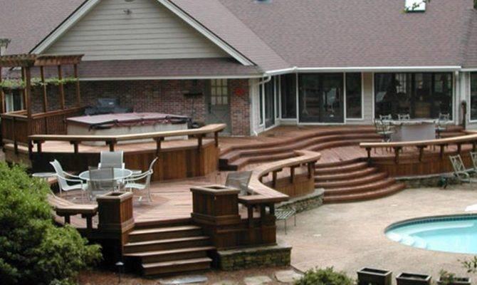 Best Backyard Decks Tedx Designs
