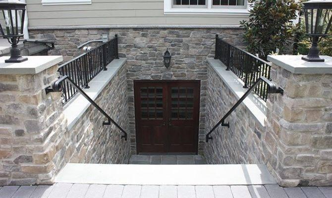 Best Basement Entrance Ideas Pinterest