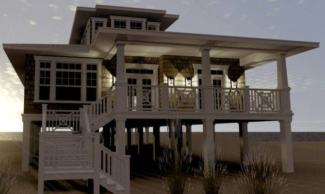Best Beach Cottage House Plans Plan