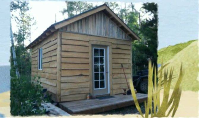Best Bunk House Small Cabin Plans Youtube