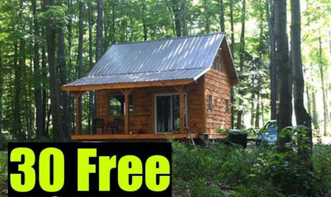 Best Cabins Cabin Plans Pinterest Small