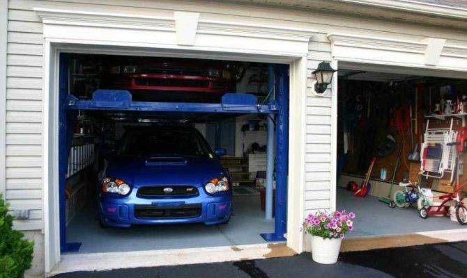 Best Car Lift Home Garage Good One Better