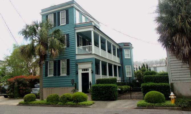 Best Charleston Single House Plans Home