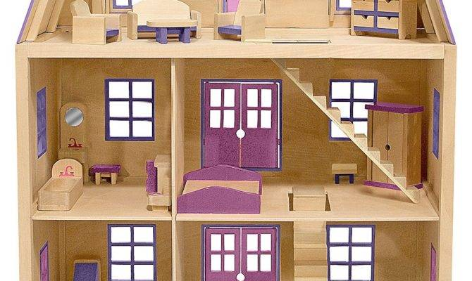 Best Christmas Ever Doll House
