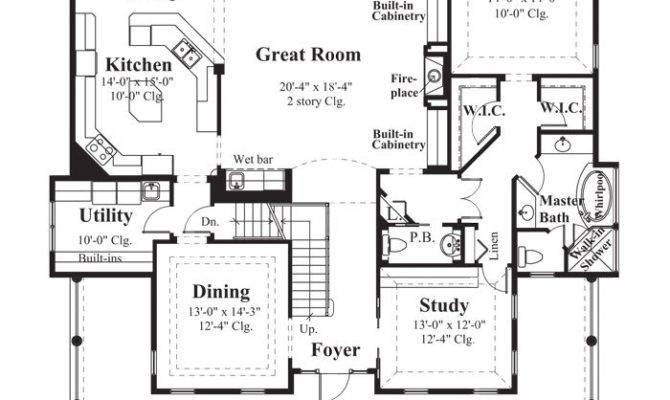 Best Cottage House Plans Sater Design Collection